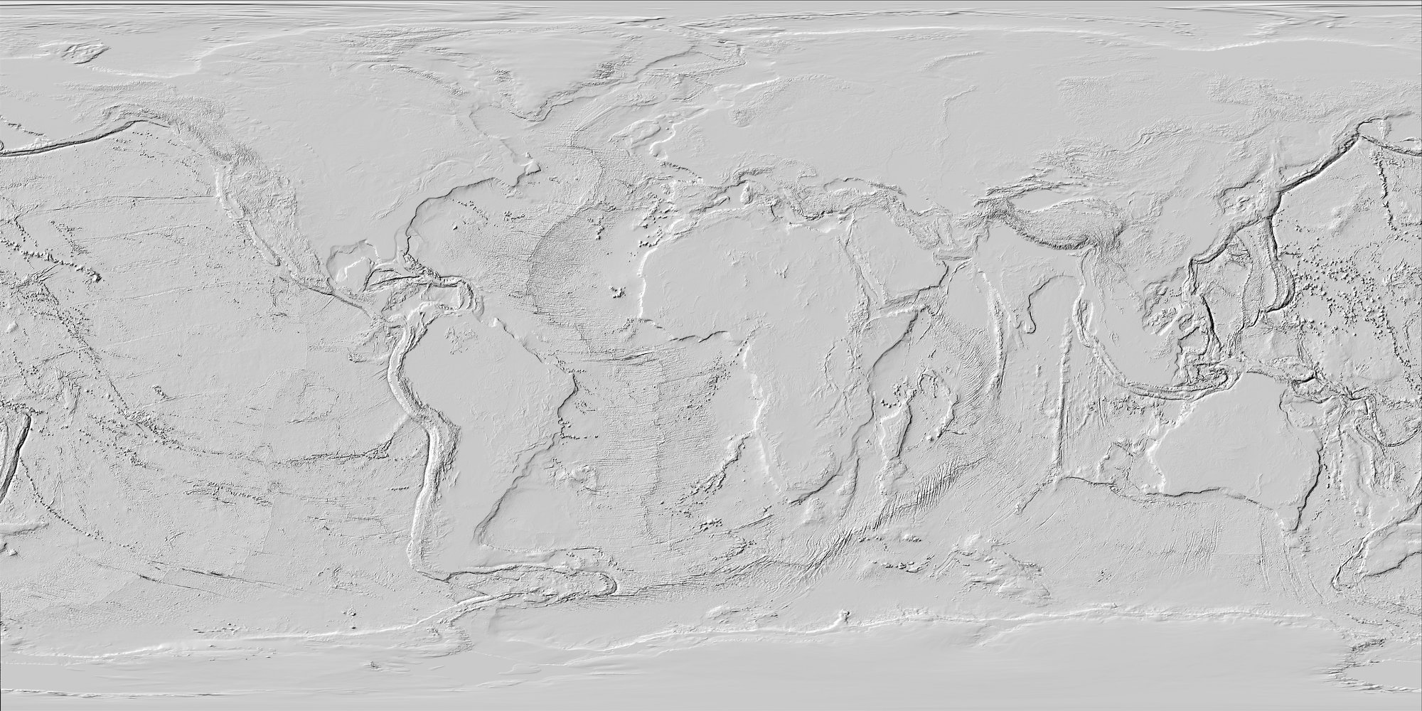 Creating A Giant 3d Bathymetric Map Out Of 2d Data For
