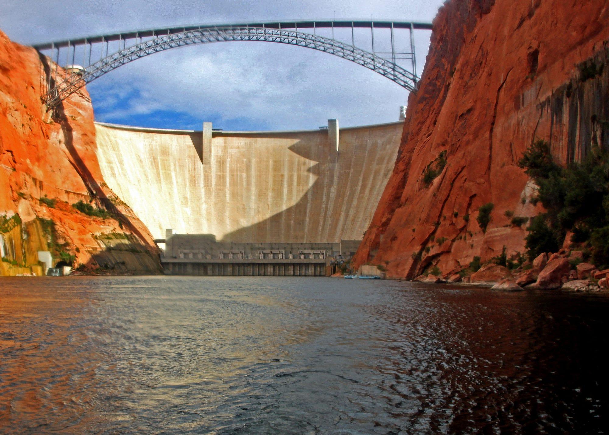 The Last Days Of Glen Canyon Dam Adamwerbach Medium