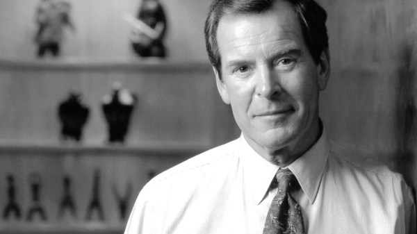 The Peter Jennings I Remember – The Outtake – Medium