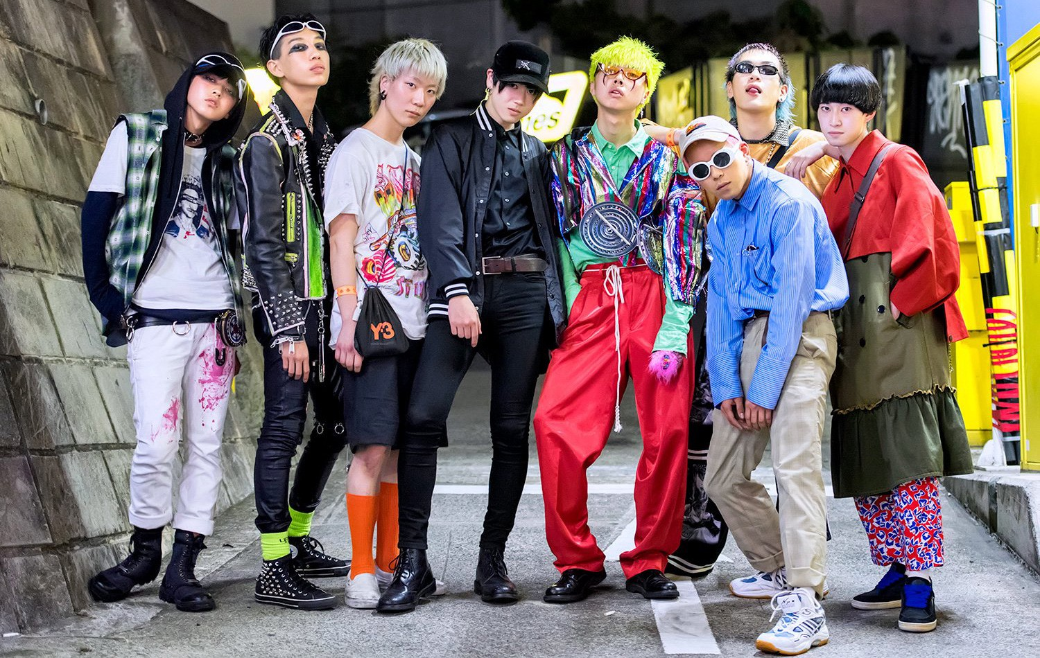 Japanese Street Fashion 2017     15 Things You Need To Know What Harajuku Boys Look Like in 2017