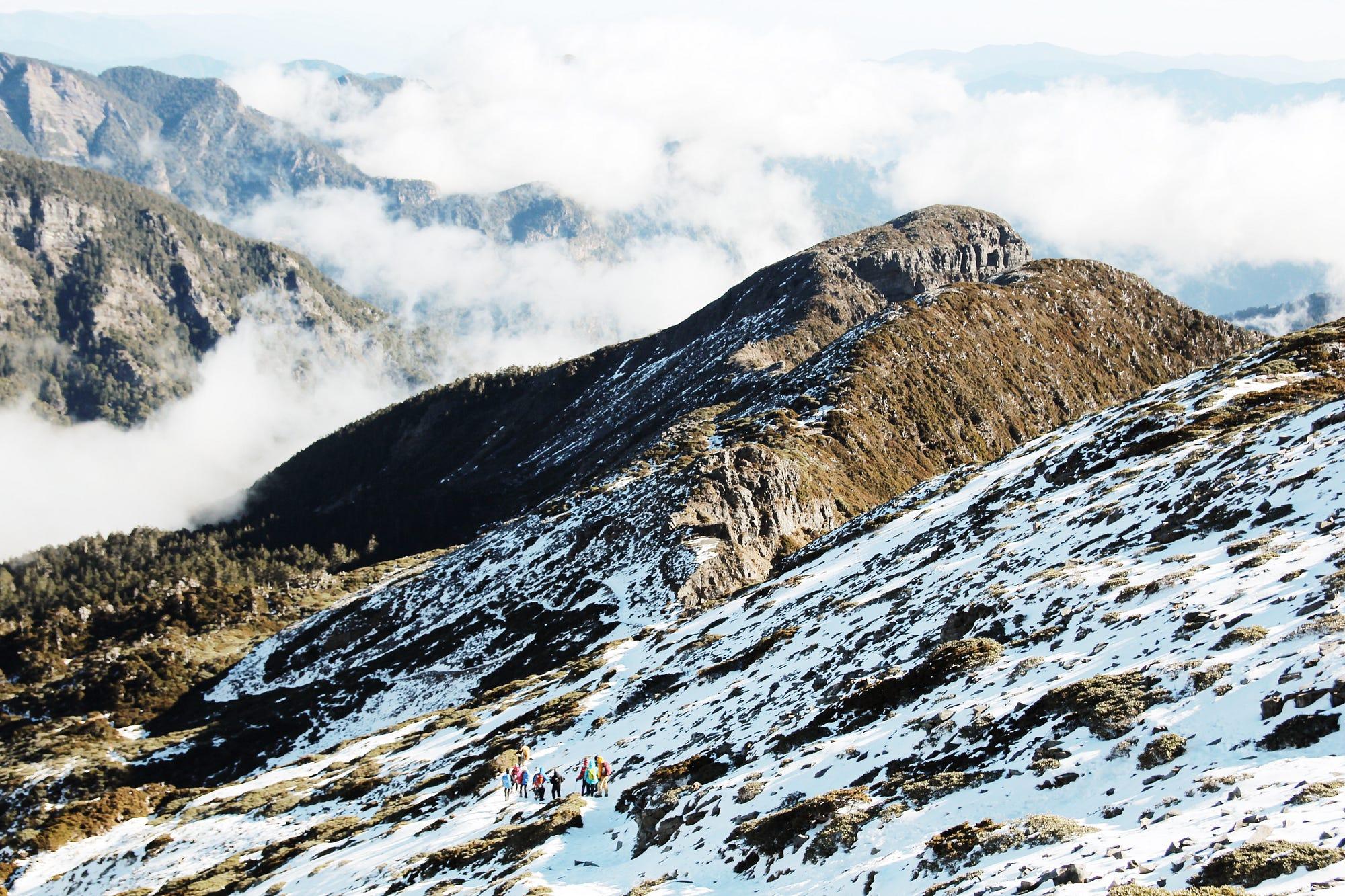 【山】二刷冬季雪山 執行秘密任務 – DRIFTING SOUL – Medium