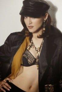 Madonna Like a Prayer shoot