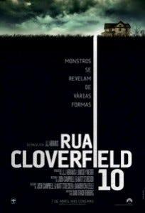 Rua Cloverfield,10 Poster