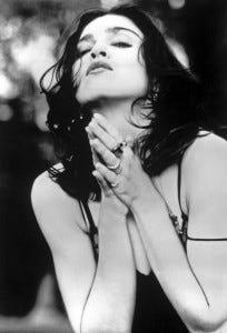 Madonna Like a Prayer shoot 4