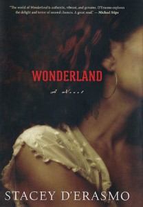 Wonderland novel cover