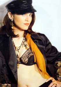 Madonna Like a prayer shoot 2