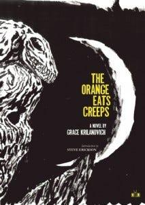 Orange Eats Creeps book