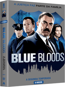 DVD Blue Bloods