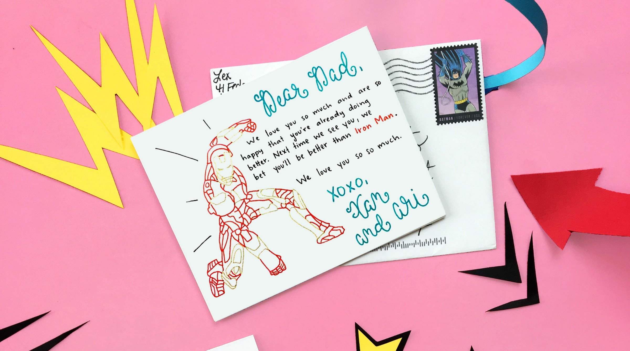 14 Ideas To Help You Write The Perfect Father S Day Card