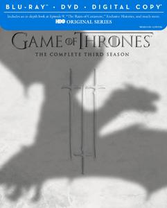 game of thrones season 3 bd dvd