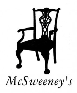Mcsweeney's logo