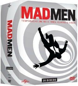 mad men 1-5