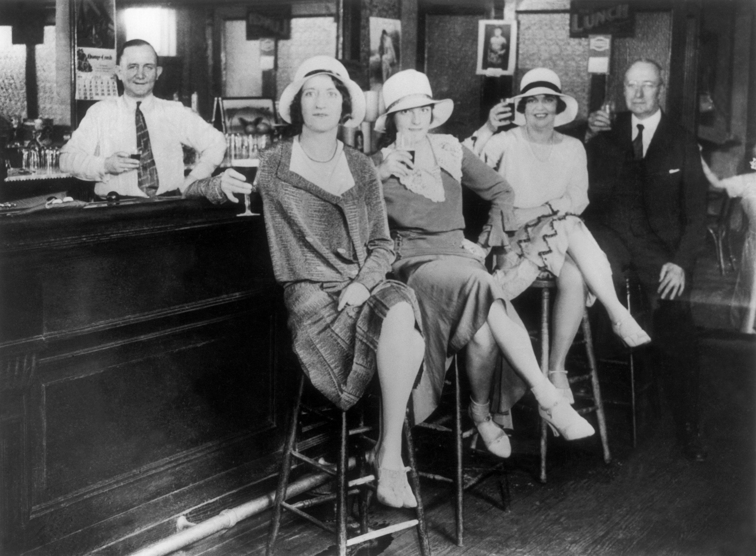 In The S This Writer S Flapper Lifestyle Put The In The City