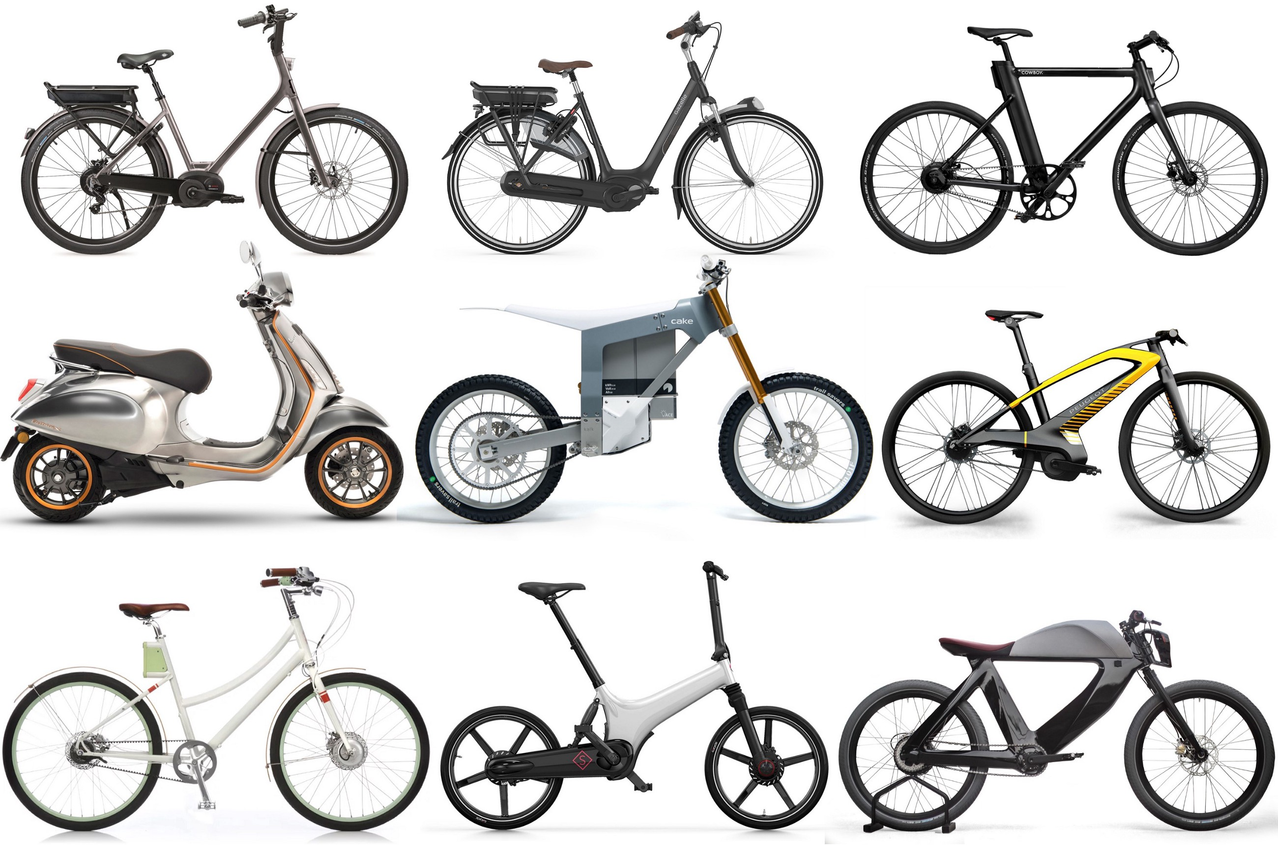 Electric Bikes With Good Design