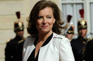 Valérie Trierweiler: a pouco tradicional primeira-dama francesa