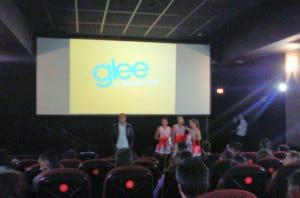 Lançamento DVD Glee