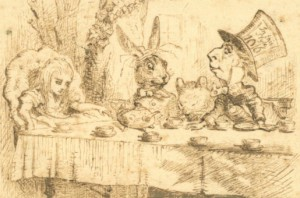 A Festa do Cá do Chapeleiro Maluco