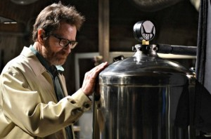 "Walter White (Bryan Cranston) in the ""Breaking Bad"" Series Finale, ""Felina."""