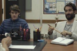 Josh Pferffeman - Transparent 2x03 - Amazon