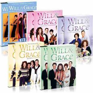dvd will & grace