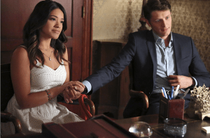 Jane the Virgin 1x04 - chapter four