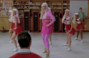 Glee 4x16 Feud
