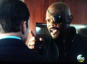 Nick Fury- Shield