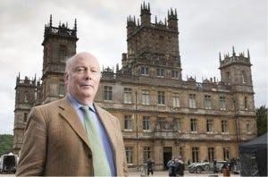 Julian Fellowes Downton Abbey