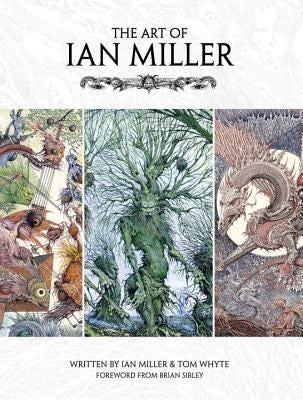 Ian Miller art