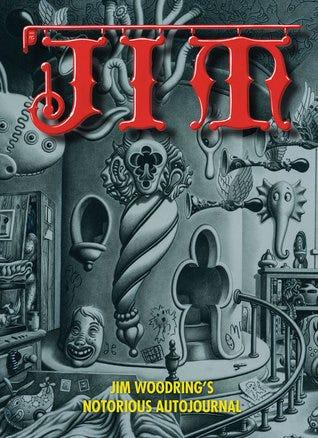 Jim Woodring book