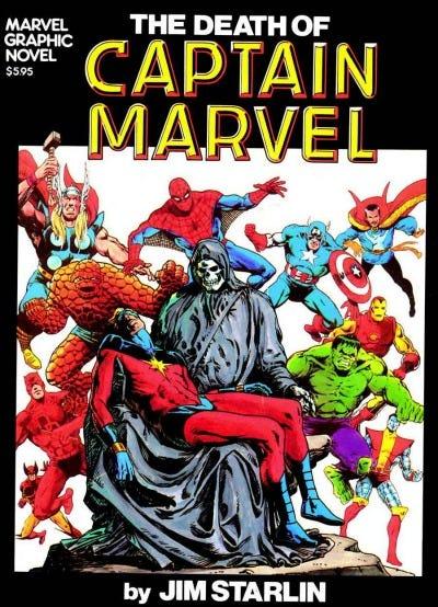 Graphic Marvel 1