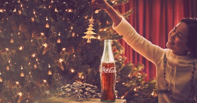 Cocacola brand photography