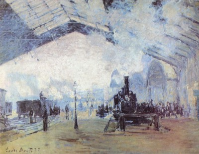 Painting by Monet