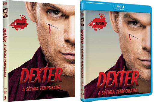 dvd e blu-ray dexter season 7
