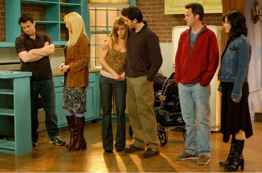 Friends series finale