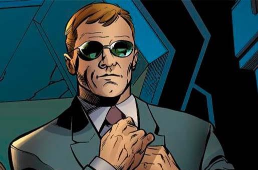 """O Agente Coulson foi """"criado"""" nos quadrinhos depois do sucesso nos cinemas"""