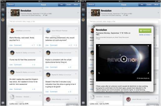 GetGlue aplicativo
