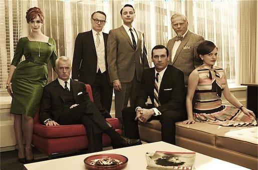 Elenco de Mad Men - Quinta temporada (1)
