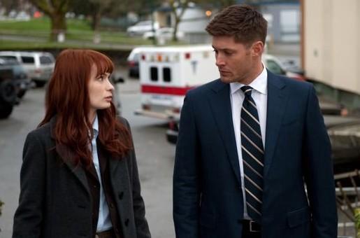 Supernatural 8x20 - Pac-Man Fever