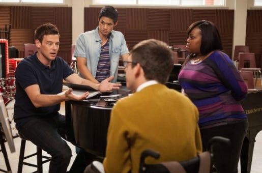 Glee 4x05