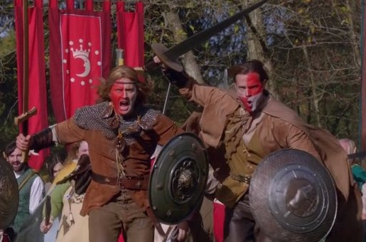 Supernatural 8x11- LARP and the Real Girl