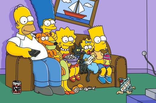 Simpsons TV thumb
