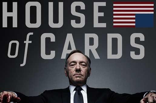 Promoção House Of Cards, do Box de Séries e da Netflix