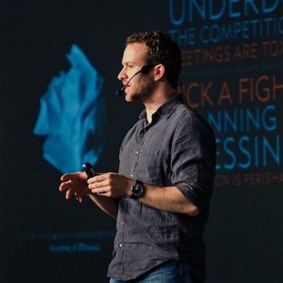 Джейсон Фрид, один из основателей Basecamp