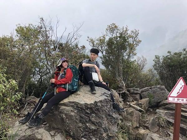 北大武山喜多麗斷崖