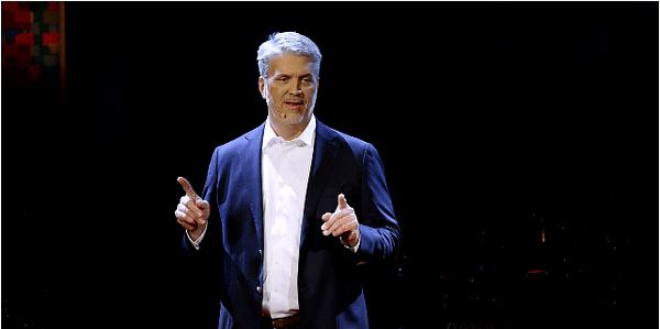 melhores vídeos do TED