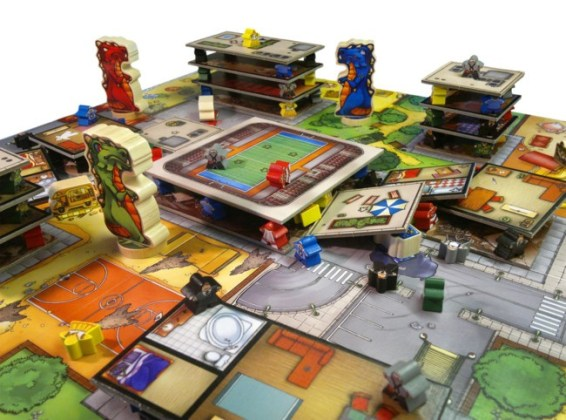 The best 17 board games based on video games     Xataka     Medium If it s a good game it s not about the platform where you are playing it   If such premise is true for Nintendo  Sony  Microsoft or even the glorious  PC
