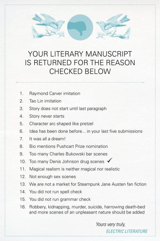 ManuscriptRejection