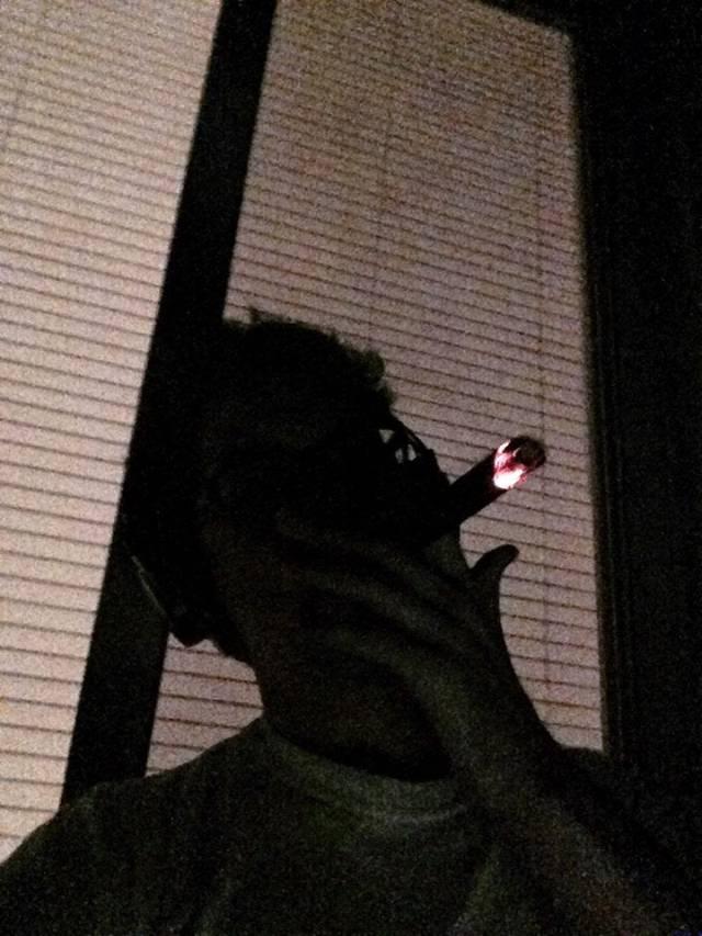 The Strangest, OR Books, cigar