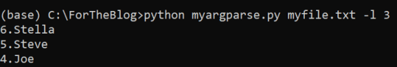 How to Write Interactive PythonScripts 3